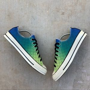 Converse Chuck Taylor 70s OX Shoes Hippie Smile